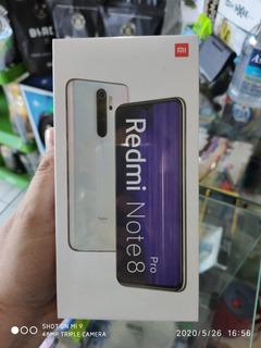 Celular Xiaomi Redmi Not 8 Pro 6 Gb Ram 128 Rom Branco