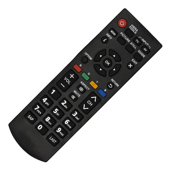 Controle Remoto Para Tv Panasonic Viera Tools Tc-40d400b
