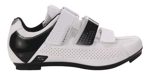 Zapatillas De Ciclismo Ruta Serfas Paceline Talle 47