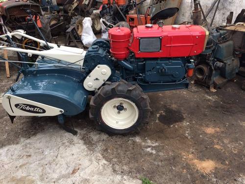 Micro Trator Tobata 14  - Tobata/yanmar