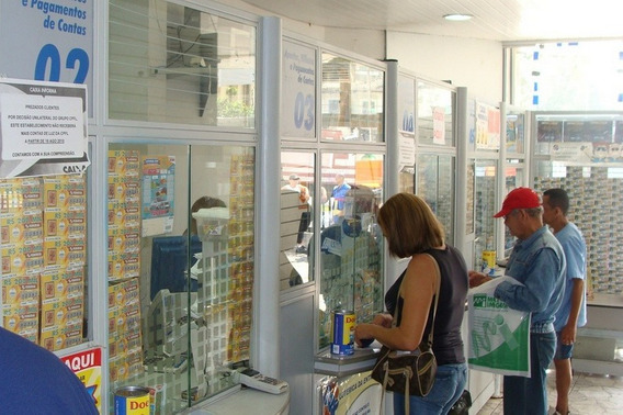 Vendo Lotérica Na Região De Itapecerica Da Serra/sp