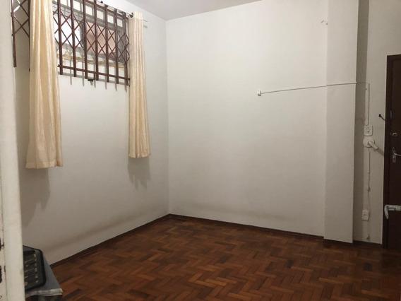 Apartamento Com 1 Quartos Para Comprar No Centro Em Belo Horizonte/mg - Mat5053