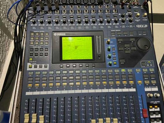 Yamaha 01v96!!! Excelente Mesa Digital