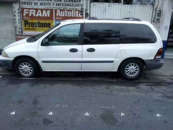 Ford Windstar Lx Plus Aa Tras Ee Consola Techo Mt 2000