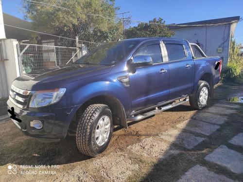 Ford Ranger 2013 2.5 Cd 4x2 Xlt