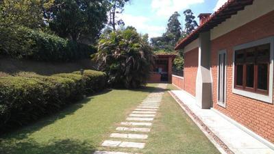 Casa Em Marambaia, Vinhedo/sp De 384m² 3 Quartos À Venda Por R$ 2.000.000,00 - Ca184695