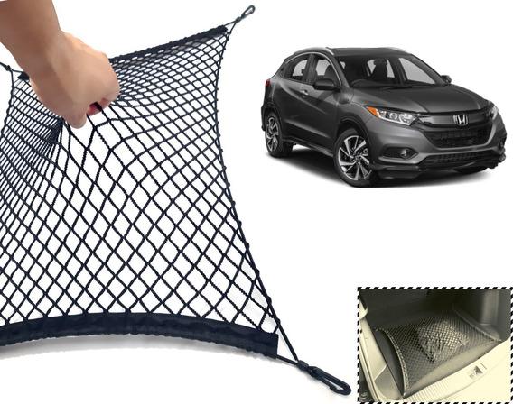 Acessório Honda Hrv Hr-v 2018 19 Rede Elástica Porta Objetos