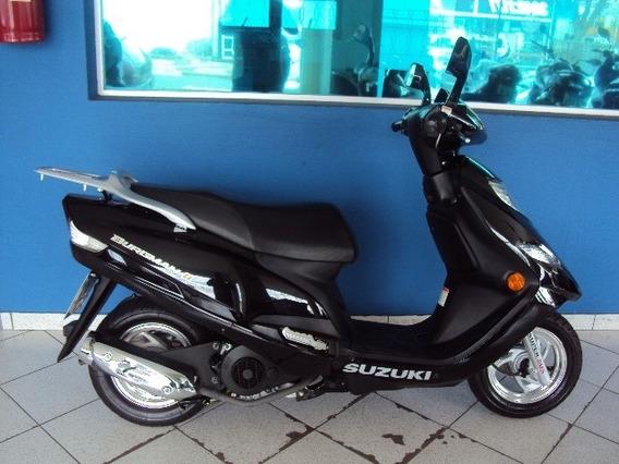 Suzuki Burgman 125 Automatic