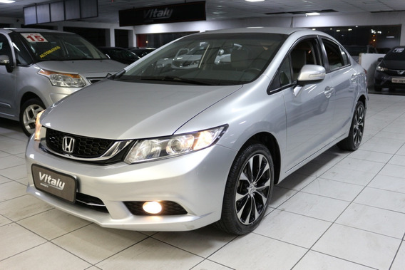 Honda Civic Lxr 2.0 Flex Aut 2015