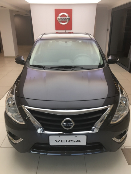 Versa Advance At 2020 107cv 0km