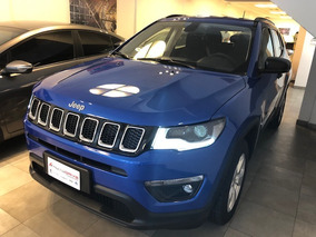 Jeep Compass 2.4 Sport Financiación En Pesos