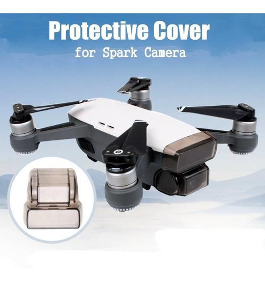 Para Dji Faísca Rc Drone Capa Protetora Para Câmera Frontal