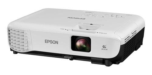 Epson Vs350 Xga Brillo De Color De 3300 Lumenes (salida De