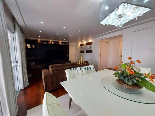 Apartamento À Venda, 150 M² Por R$ 1.199.000,00 - Vila Augusta - Guarulhos/sp - Ap16600