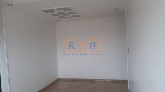 Apartamento Em Condomínio Padrão Para Locação No Bairro Chácara Belenzinho, 2 Dorm, 1 Vagas, 57 M - 4012