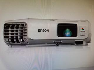 Proyector Epson Powerlite 3 Lcd