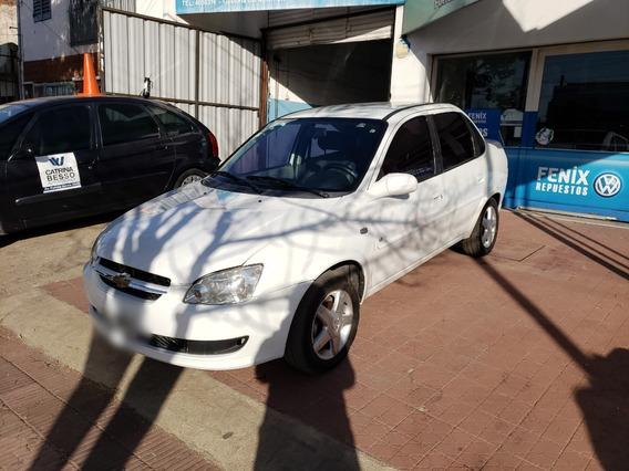 Chevrolet Classic Lt 2011 Con Gnc