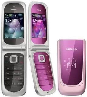 Celular Nokia 7020 Desbloqueado Cor Preto
