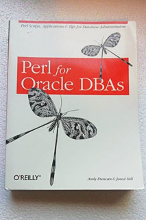 Libro Perl For Oracle Dbas