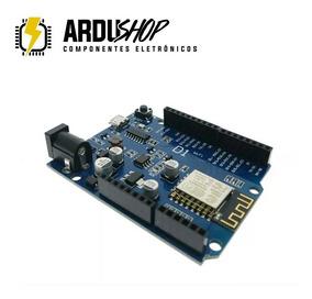 Wemos D1 Wifi Esp8266 Iot Nodemcu Esp12e