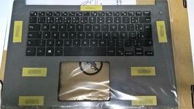Palmrest Dell 7560 + Teclad0 Pn: 0wm9hg Wm9hg 0rtj7w - Novo