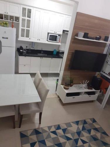 Otimo Apartamento Na Freguesia Do O - Gd0016