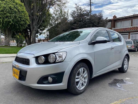 Chevrolet Sonic Sonic Hb