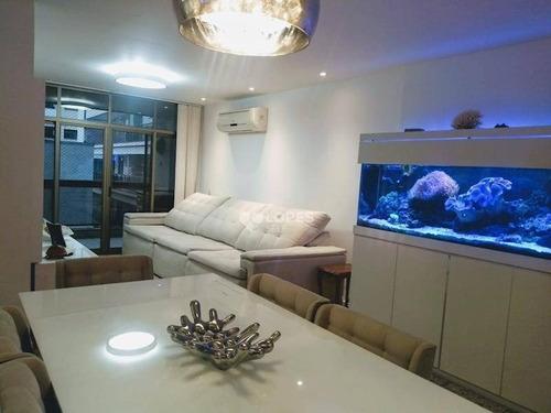 Apartamento À Venda, 110 M² Por R$ 1.200.000,00 - Icaraí - Niterói/rj - Ap36139