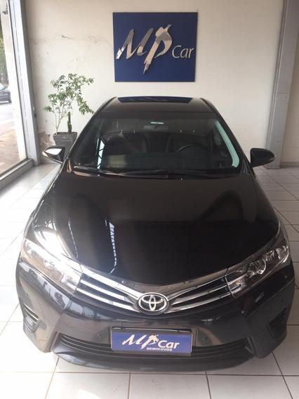 Toyota Corolla 1.8 16v Gli Flex Multi-drive 4p 2017