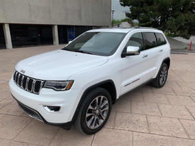 Jeep Grand Cherokee 5.7 Limited Lujo Advance 4x4 At 2018