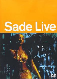 Concierto Original Sade Live Concert Home Video Dvd