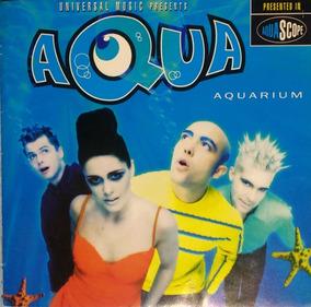 Aqua Aquarium Japanese Promo Cd Album