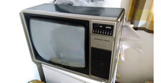 Vendo Antiguo Tv Sanyo De 21 Año 86