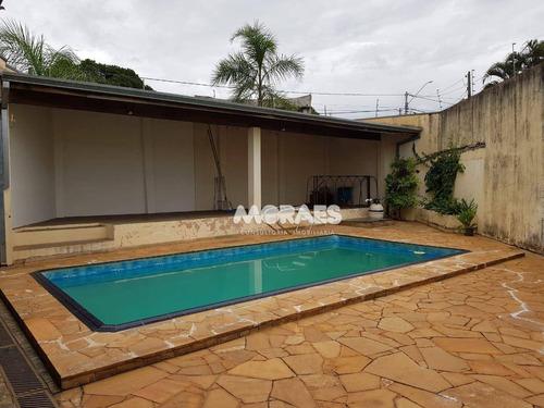 Casa Com 3 Dormitórios À Venda, 387 M² Por R$ 590.000 - Jardim De Allah - Bauru/sp - Ca2040