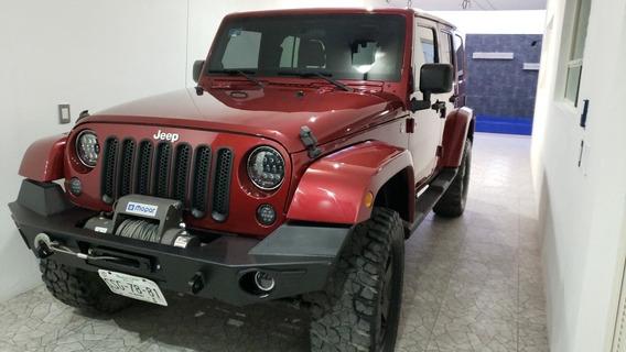 Jeep Wrangler 3.8 Sahara 4x4 At 2011