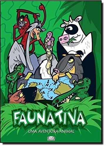 Livro Faunativa / Uma Aventura Animal