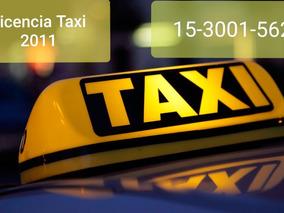 Licencia Taxi Particular Caba