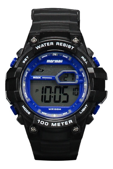 Relógio Mormaii Wave Mo3480a8a