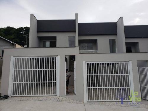 Imagem 1 de 12 de Casa Com 2 Dormitórios À Venda, 83 M² Por R$ 220.000,00 - Escola Agrícola - Blumenau/sc - Ca0349