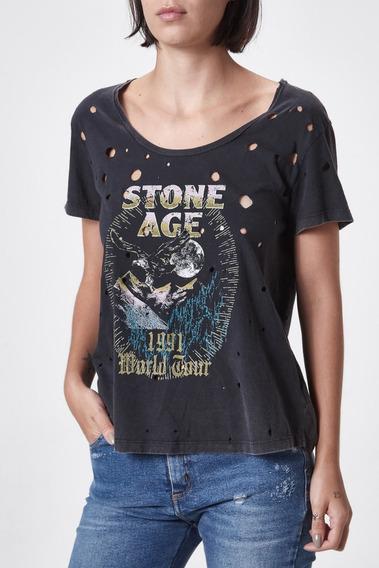 Remera Volcom Mujer Stone Age
