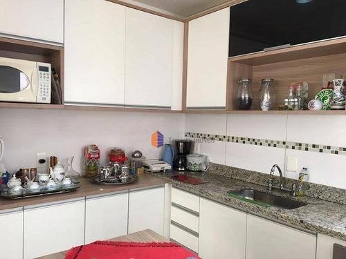 Imagem 1 de 23 de Sobrado Em Condomínio Fechado Com 2 Dormitórios À Venda, 110 M² Por R$ 565.000 - Vila Bertioga - São Paulo/sp - So1130