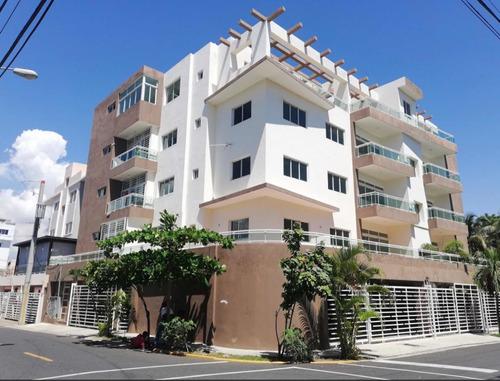 Apartamento En El Distrito Nacional, A Un Minuto Del Malecon