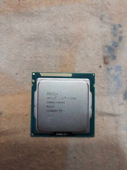 Processador Intel I5 3330 3.0ghz