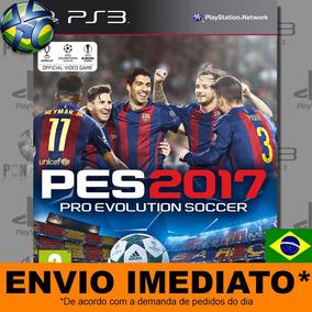 Pes 2017 | Pro Evolution Soccer 2017 Jogo Ps3 - Psn Digital