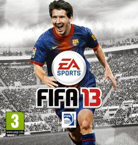 Jogo Fifa 13 Pc Dvd