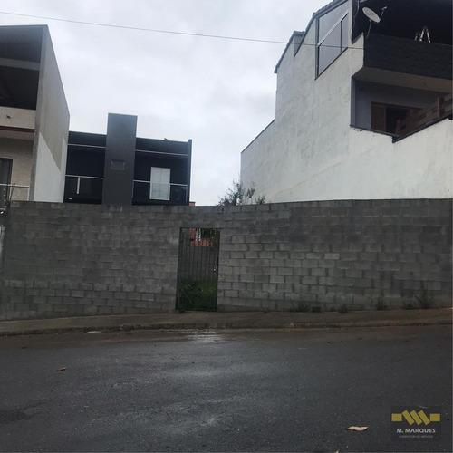 Imagem 1 de 2 de Terreno Em Villa Di César  -  Mogi Das Cruzes - 3640