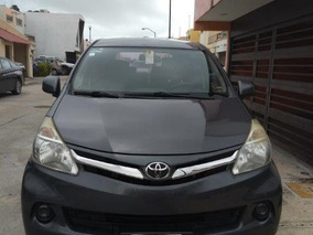 Toyota Avanza 1.5 Premium 99hp Mt 2014