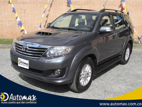 Toyota Fortuner At 3.0 Diesel 4x4