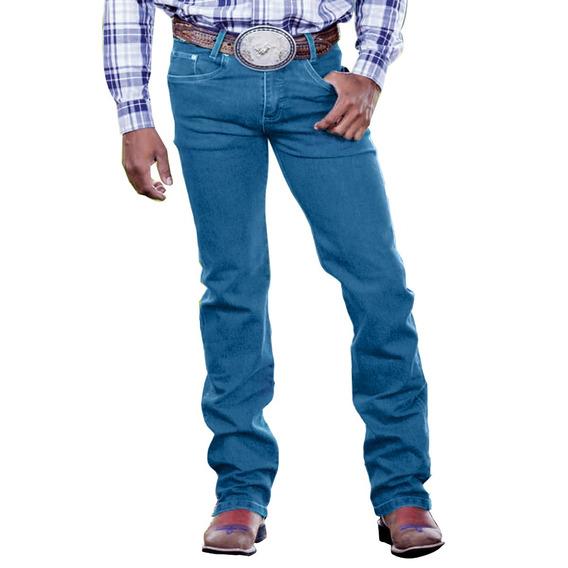Calça Jeans Masculina Country Lycra Kaeru Promoção