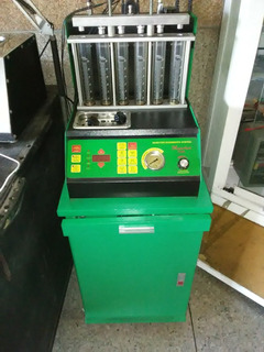 Máquina De Limpiar Inyectores 1.200